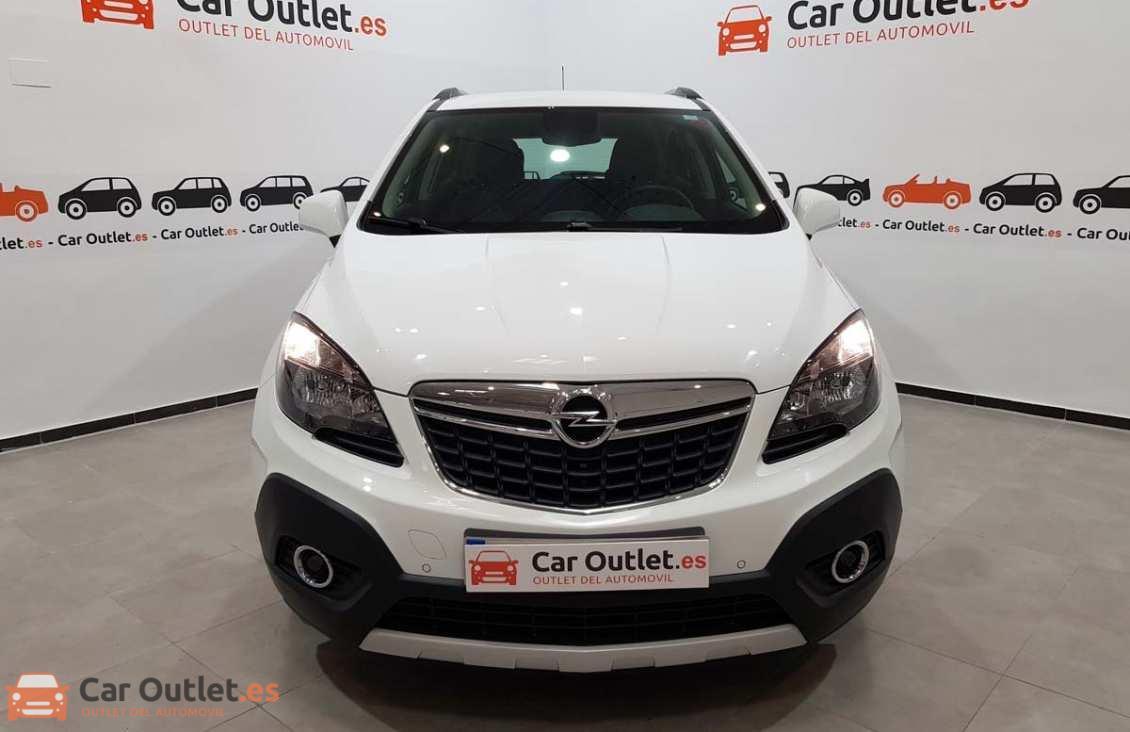 1 - Opel Mokka 2015
