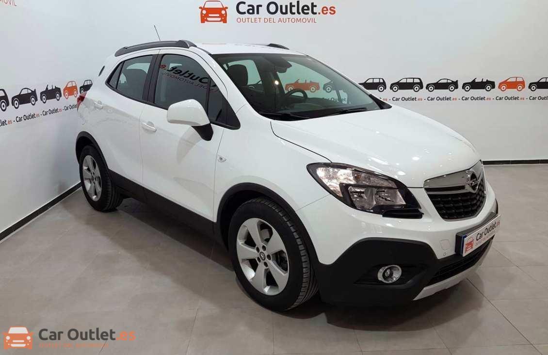 2 - Opel Mokka 2015