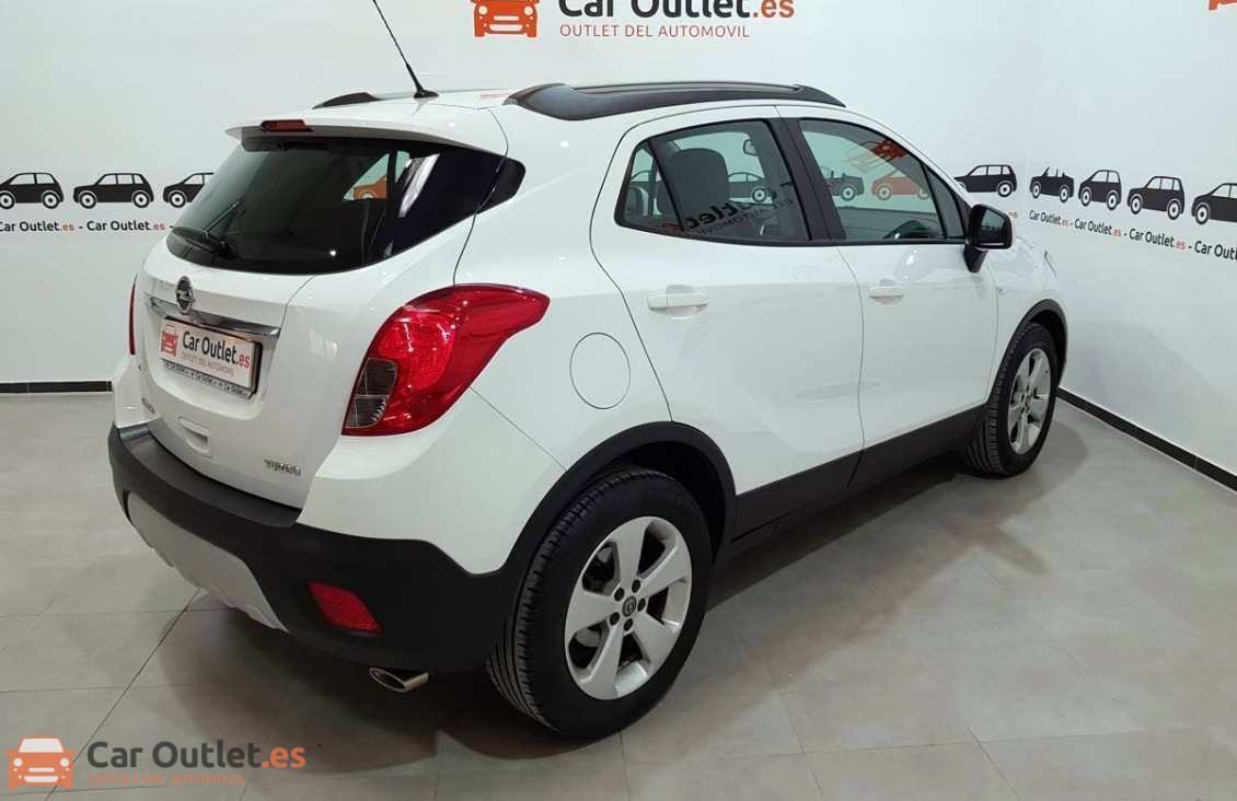 3 - Opel Mokka 2015