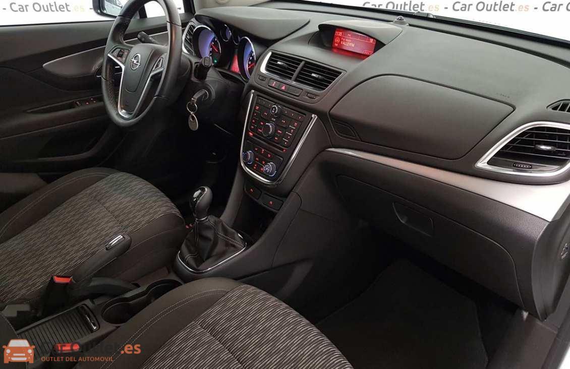 11 - Opel Mokka 2015