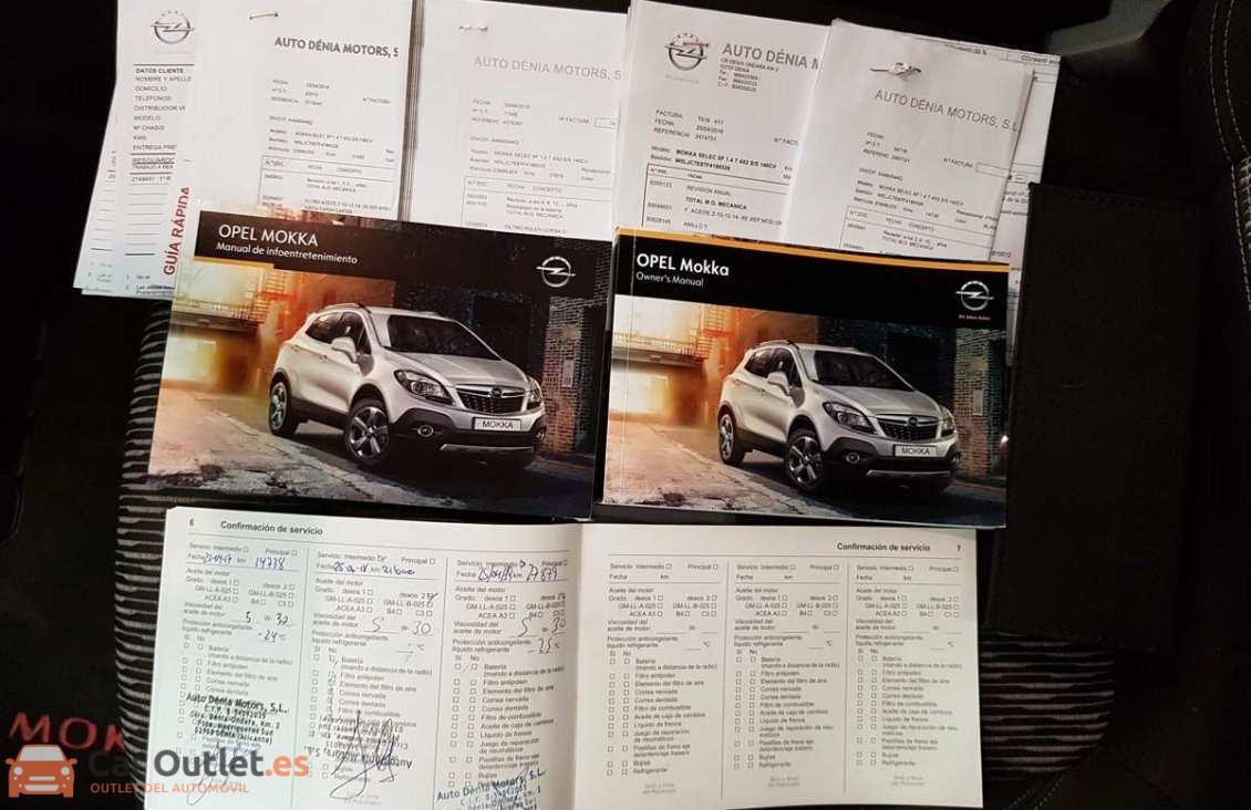 19 - Opel Mokka 2015