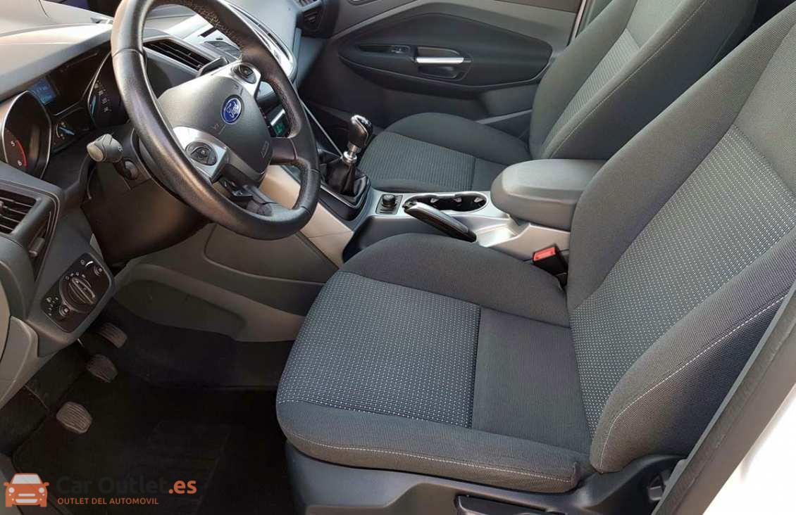 6 - Ford CMax 2011