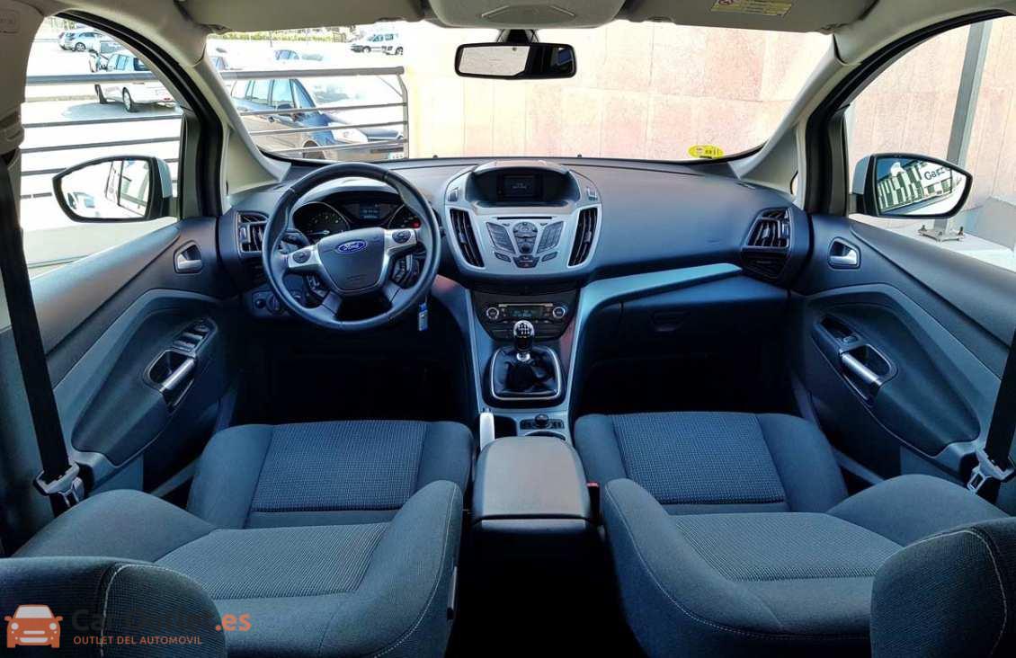 10 - Ford CMax 2011