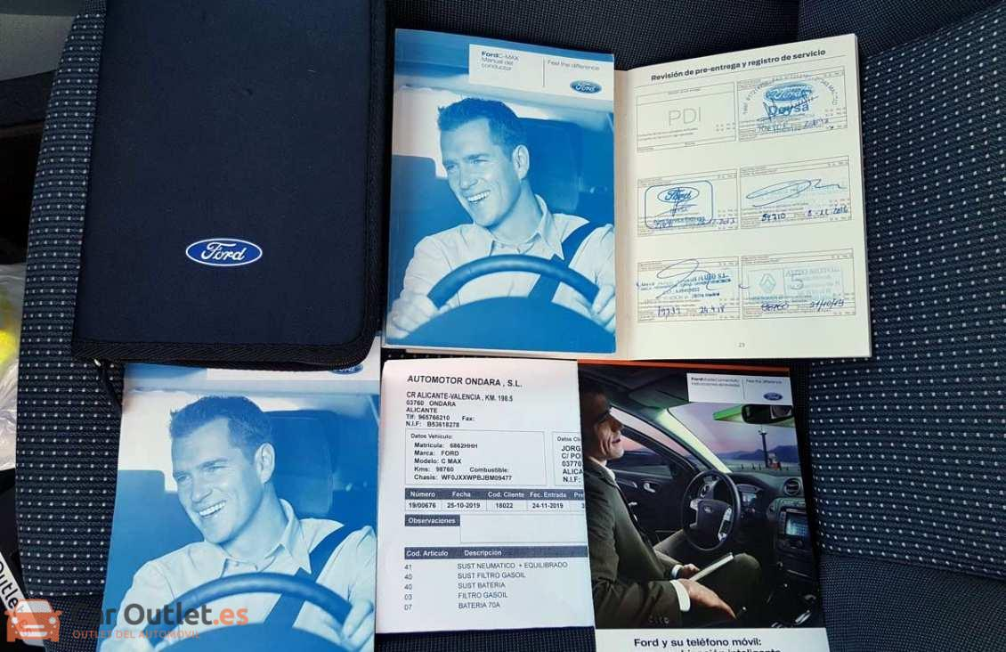 19 - Ford CMax 2011