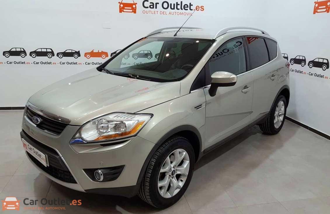 0 - Ford Kuga 2010