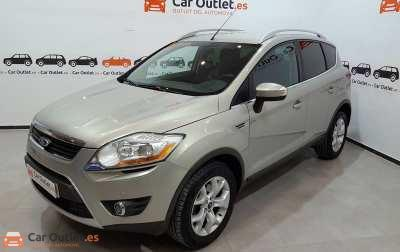 Ford Kuga Diesel / gas-oil - 2010
