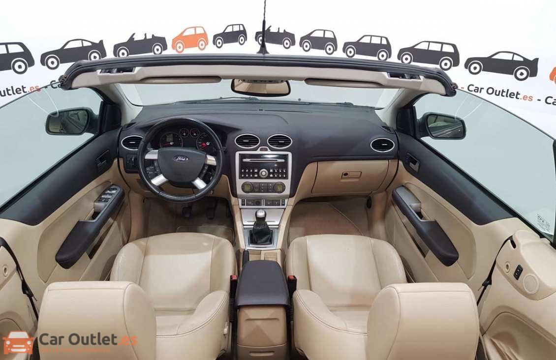 12 - Ford Focus 2007 - CABRIO