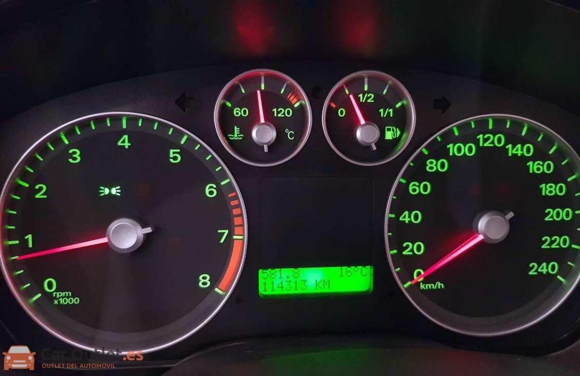 19 - Ford Focus 2007 - CABRIO