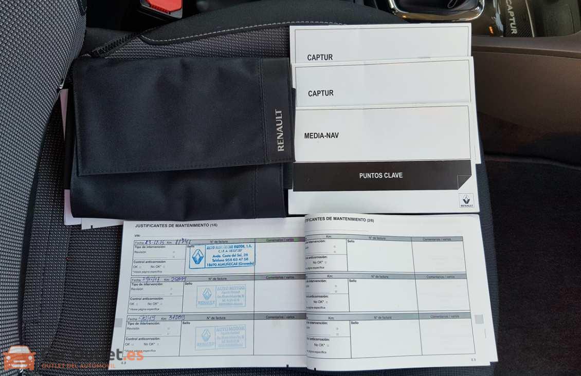 14 - Renault Captur 2015 - AUTO
