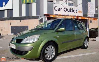 Renault Scenic Diesel / gas-oil - 2007