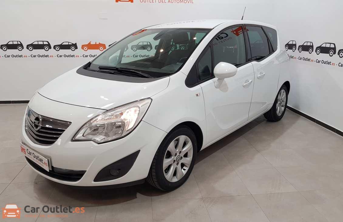 0 - Opel Meriva 2012