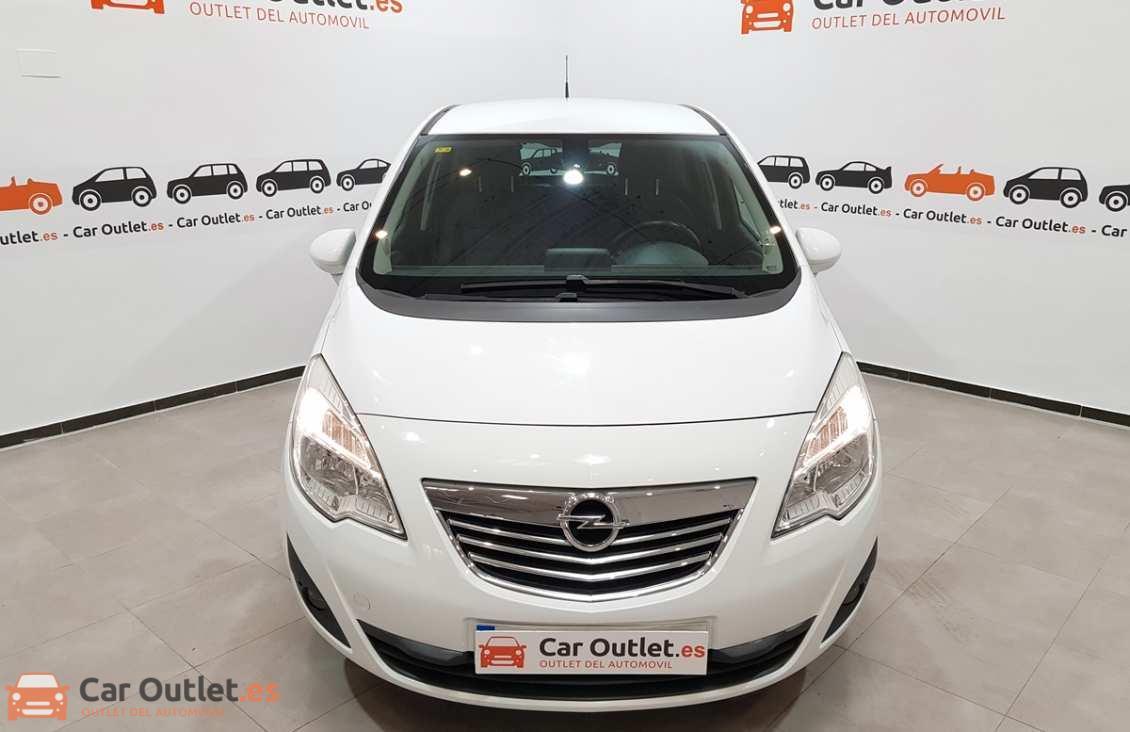 1 - Opel Meriva 2012