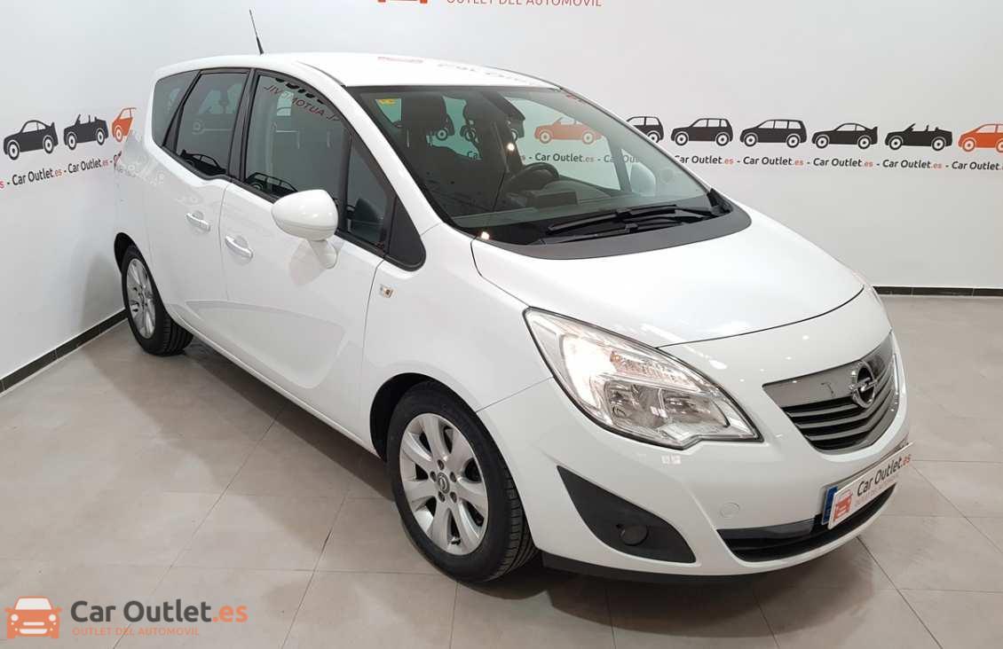 2 - Opel Meriva 2012