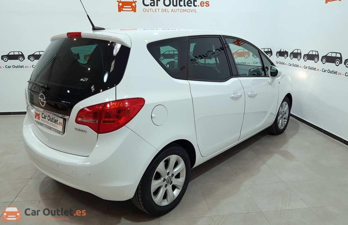 3 - Opel Meriva 2012
