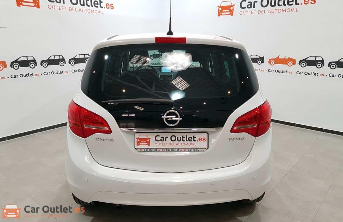 4 - Opel Meriva 2012