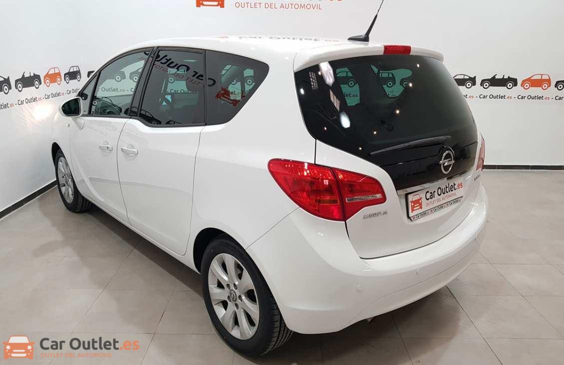 5 - Opel Meriva 2012