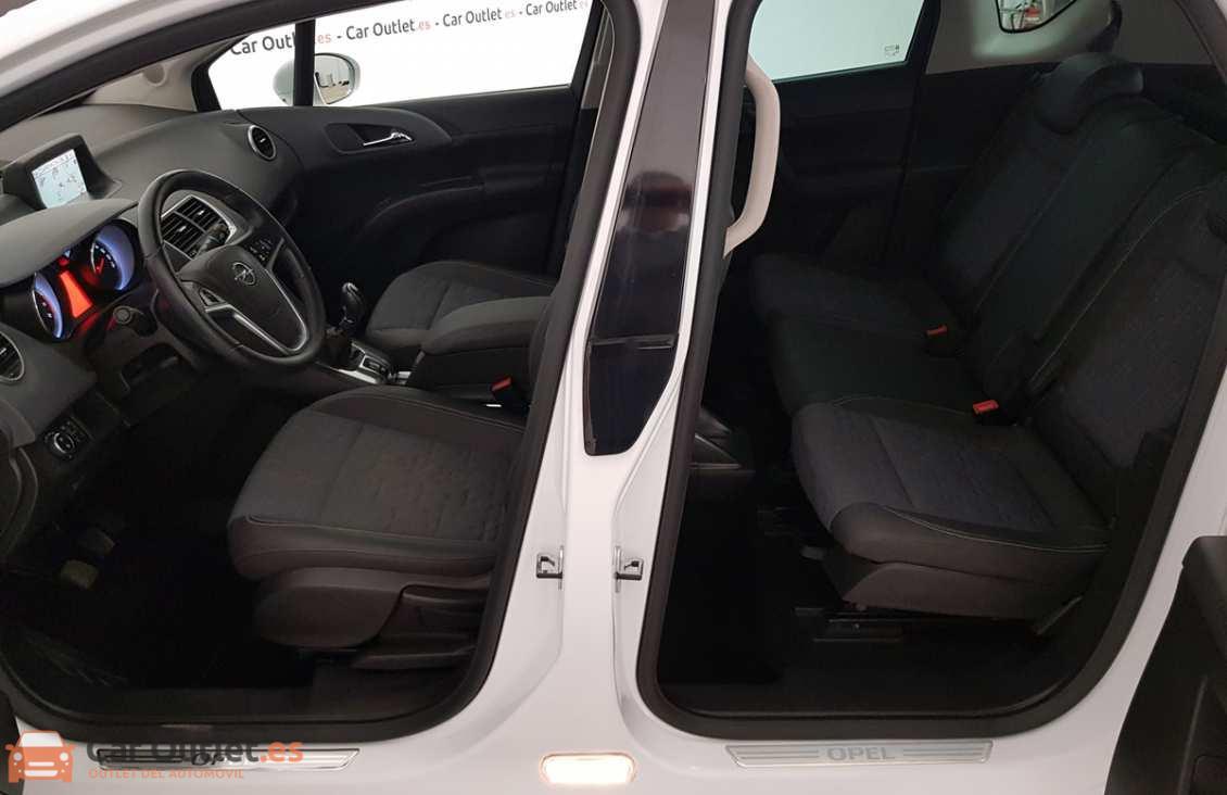 9 - Opel Meriva 2012