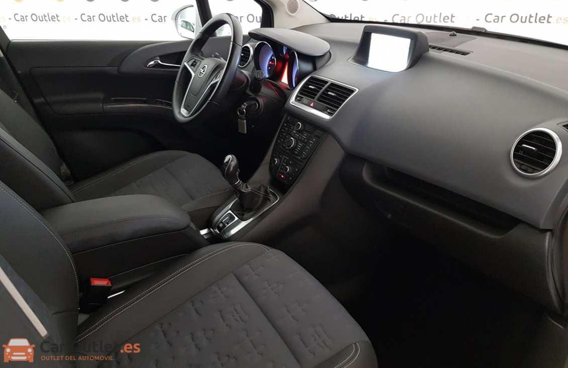 13 - Opel Meriva 2012