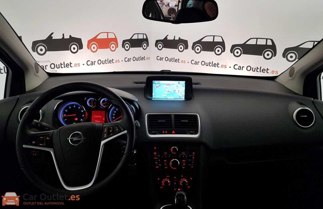 20 - Opel Meriva 2012