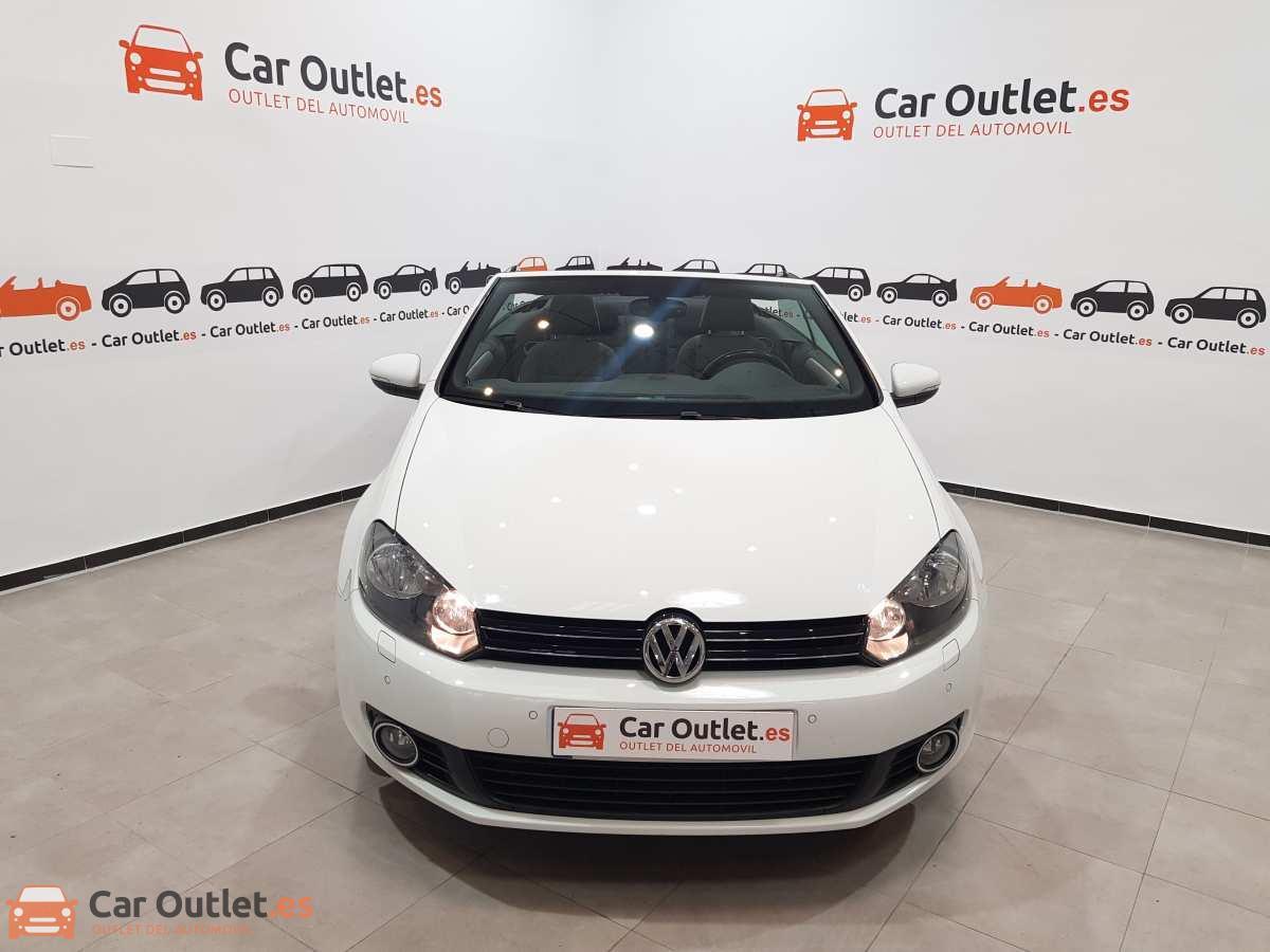 1 - Volkswagen Golf 2015 - CABRIO