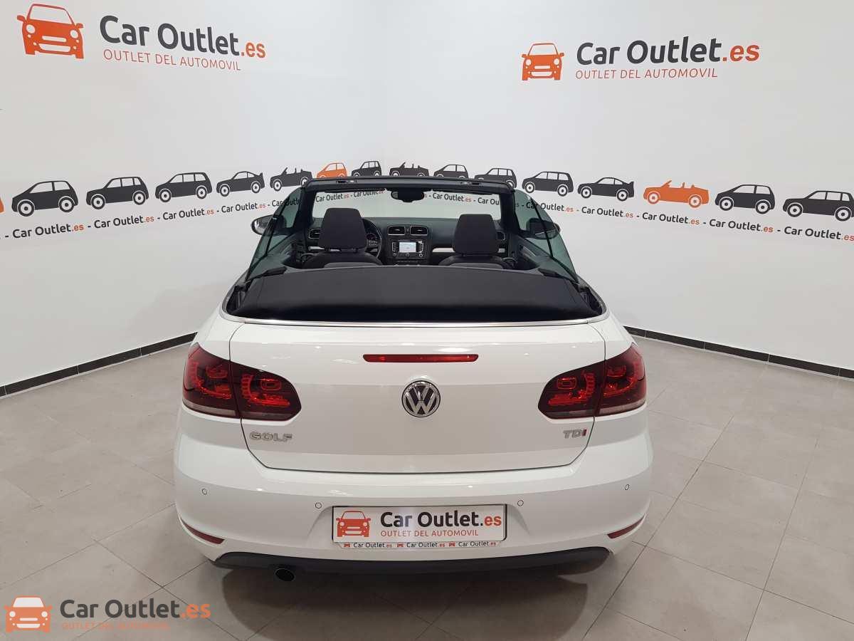 4 - Volkswagen Golf 2015 - CABRIO