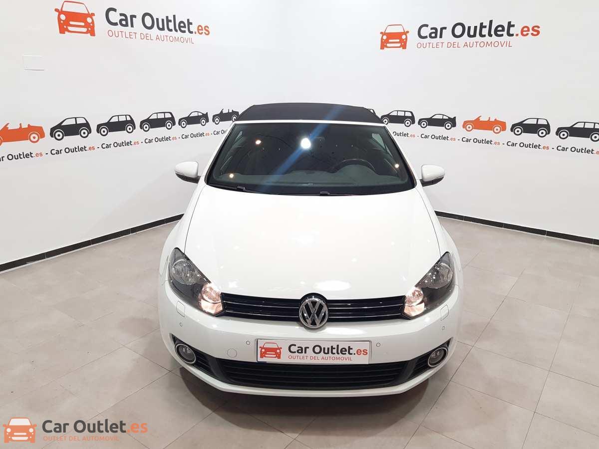 7 - Volkswagen Golf 2015 - CABRIO