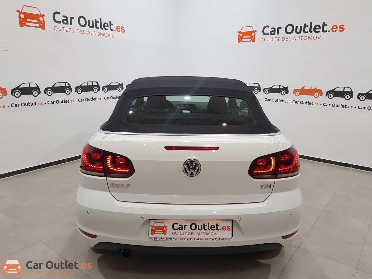 10 - Volkswagen Golf 2015 - CABRIO