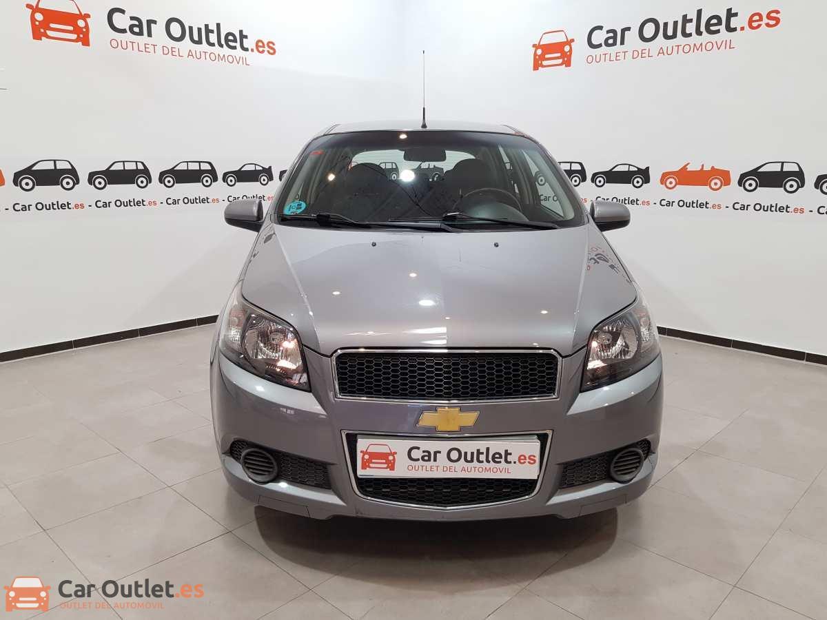 1 - Chevrolet Aveo 2011