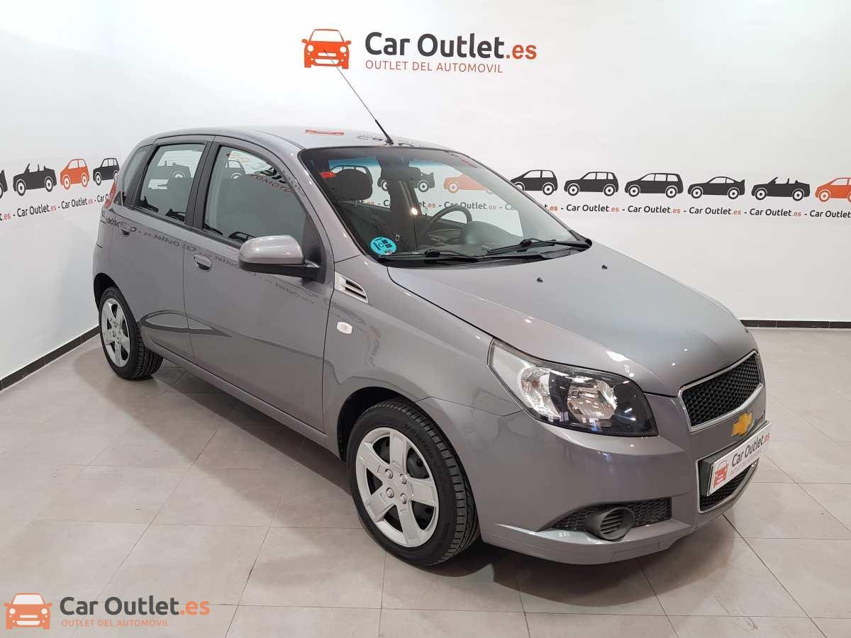 2 - Chevrolet Aveo 2011