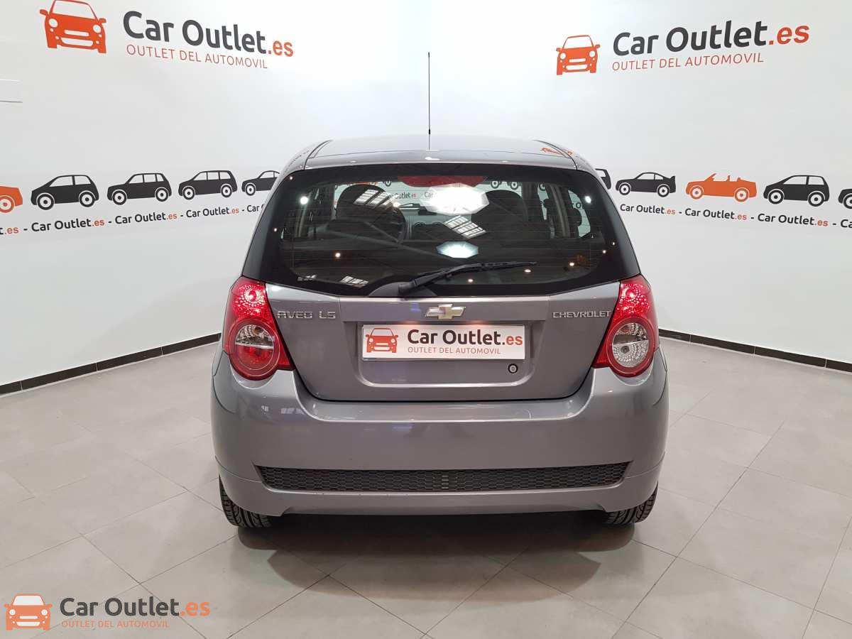 4 - Chevrolet Aveo 2011