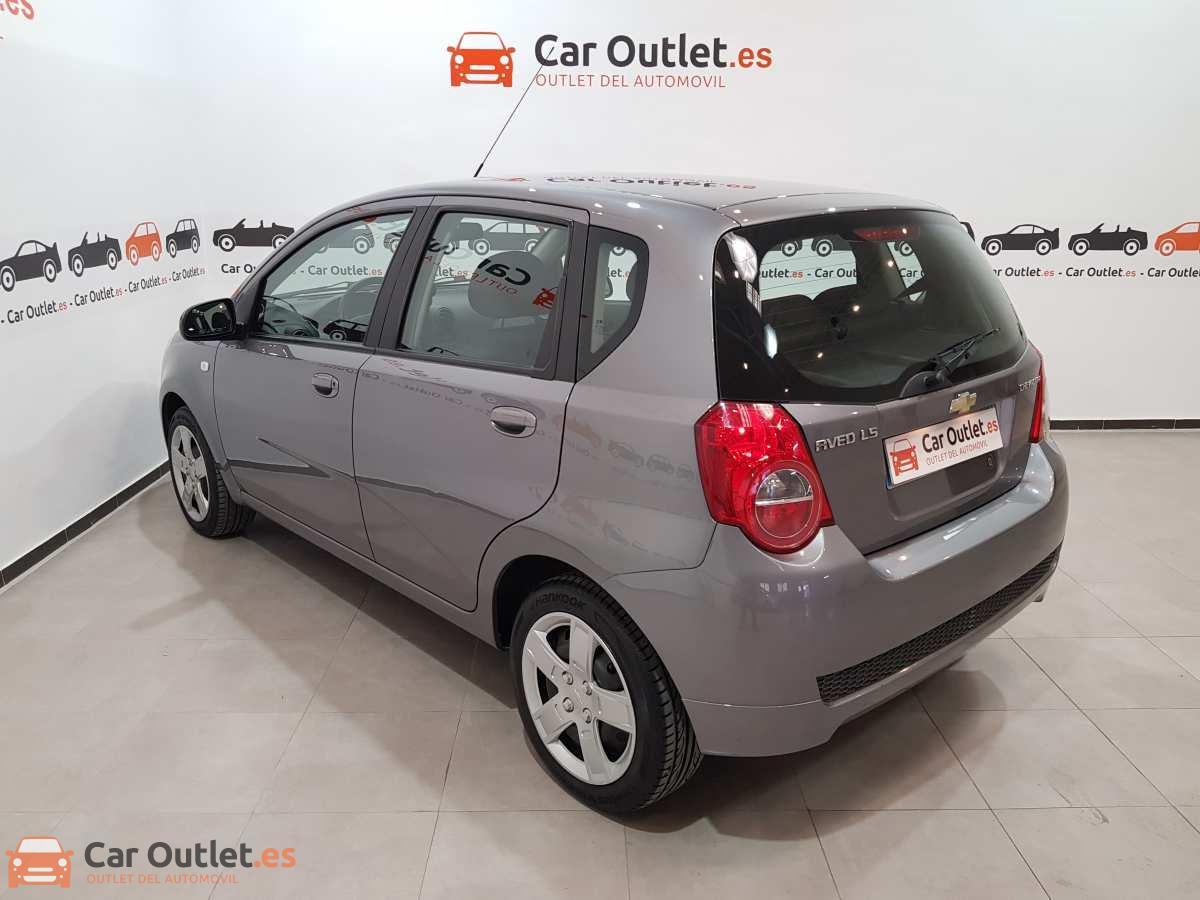 5 - Chevrolet Aveo 2011