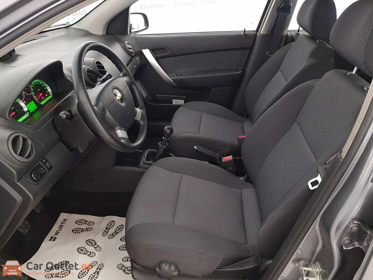 6 - Chevrolet Aveo 2011