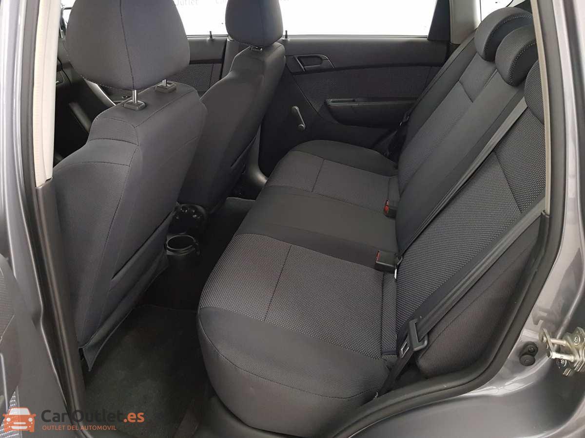 7 - Chevrolet Aveo 2011