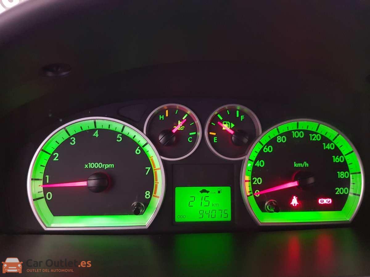 10 - Chevrolet Aveo 2011