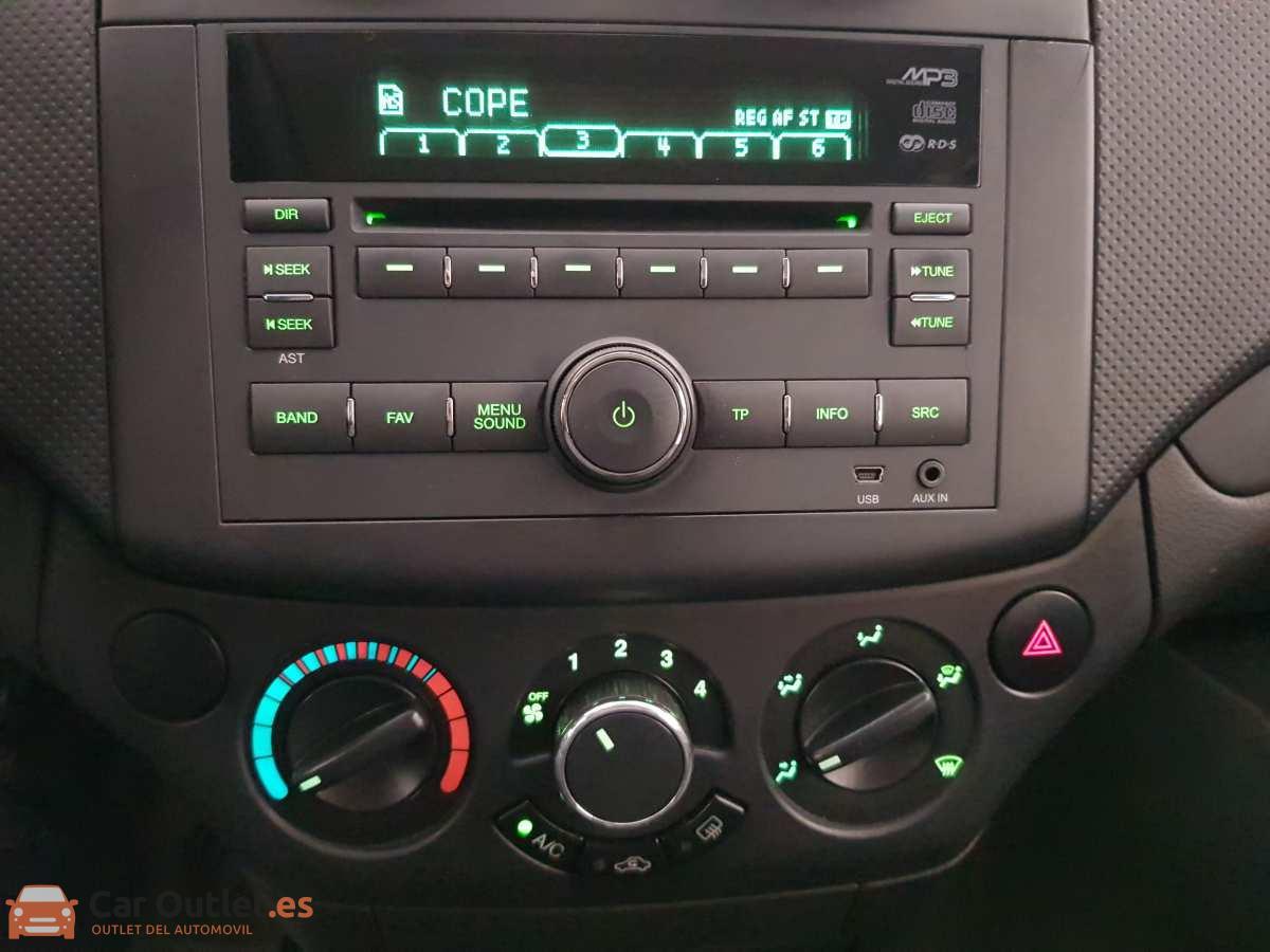 11 - Chevrolet Aveo 2011