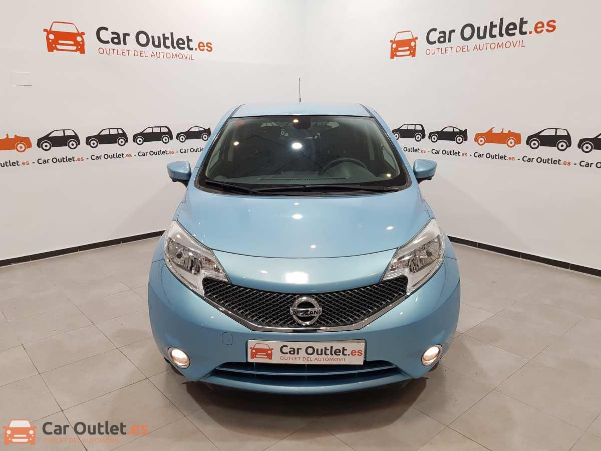 1 - Nissan Note 2013