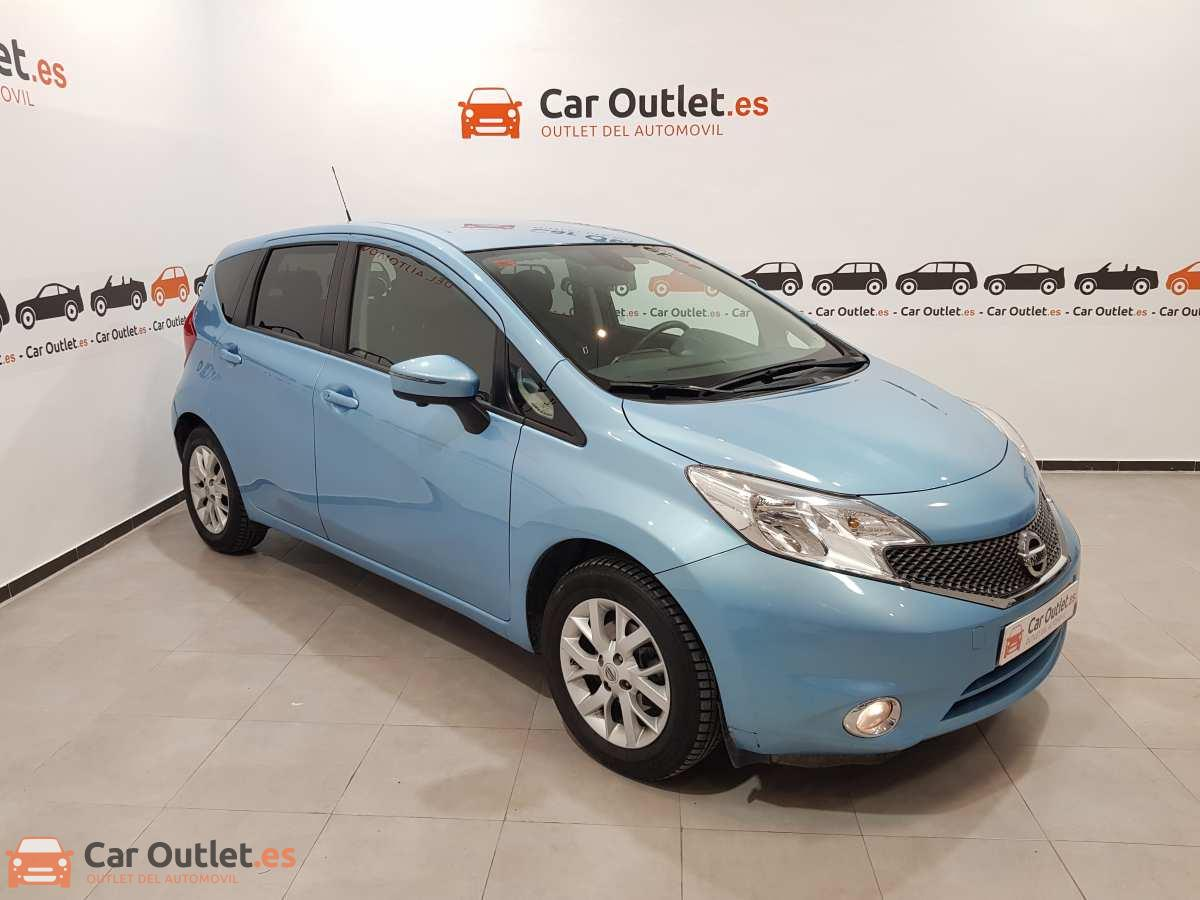 2 - Nissan Note 2013
