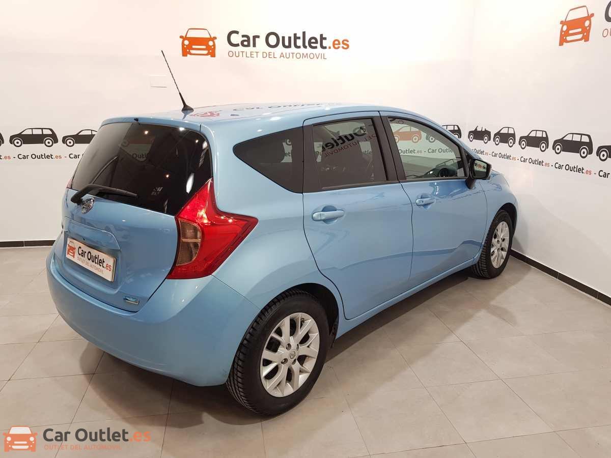 3 - Nissan Note 2013