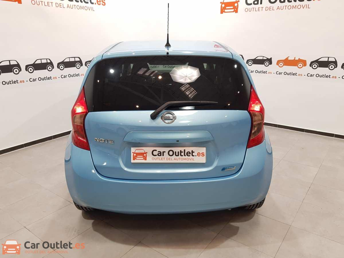 4 - Nissan Note 2013