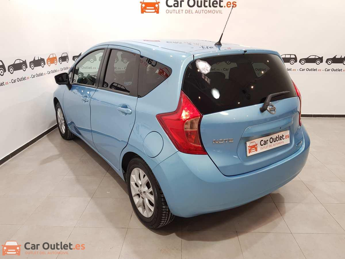 5 - Nissan Note 2013
