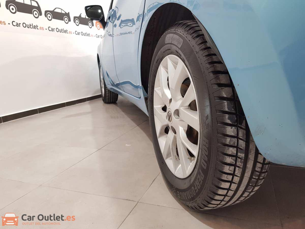 6 - Nissan Note 2013