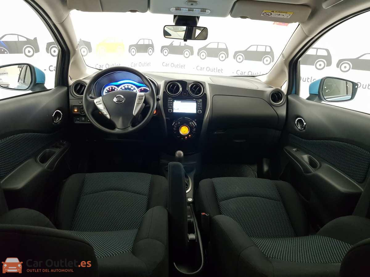 10 - Nissan Note 2013