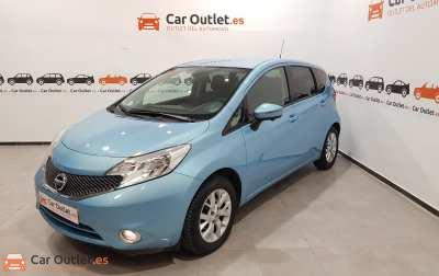 Nissan Note Essence - 2013