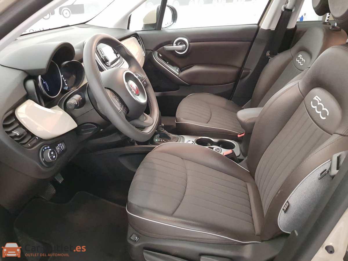 6 - Fiat 500X 2017 - AUTO