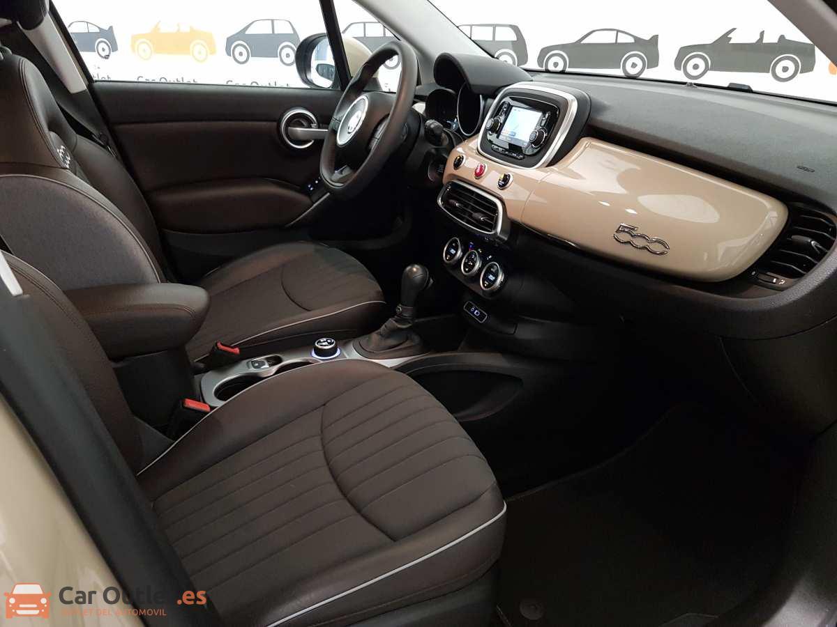 7 - Fiat 500X 2017 - AUTO