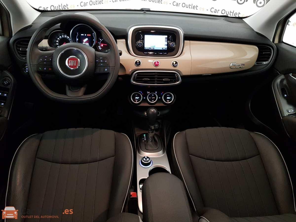 8 - Fiat 500X 2017 - AUTO
