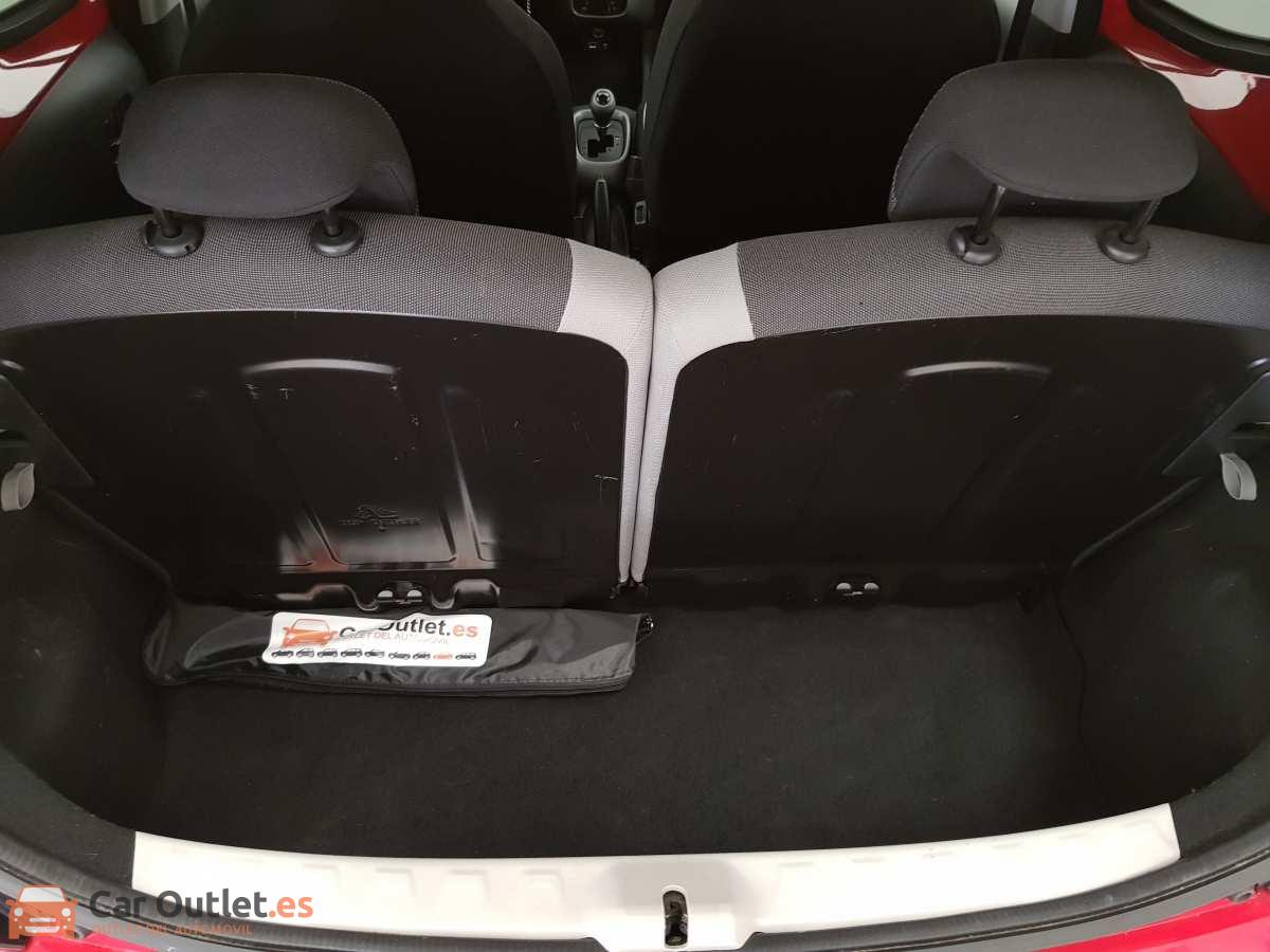 15 - Toyota Aygo 2015 - AUTO