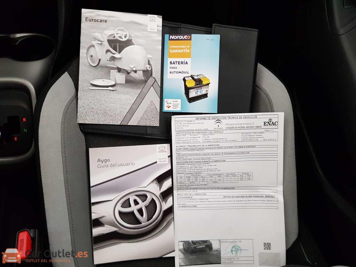 17 - Toyota Aygo 2015 - AUTO