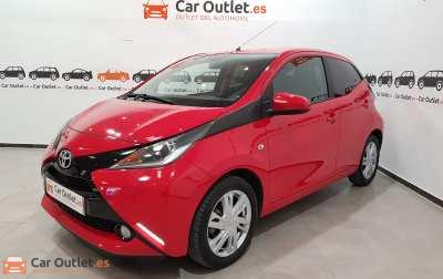 Toyota Aygo Essence - 2015
