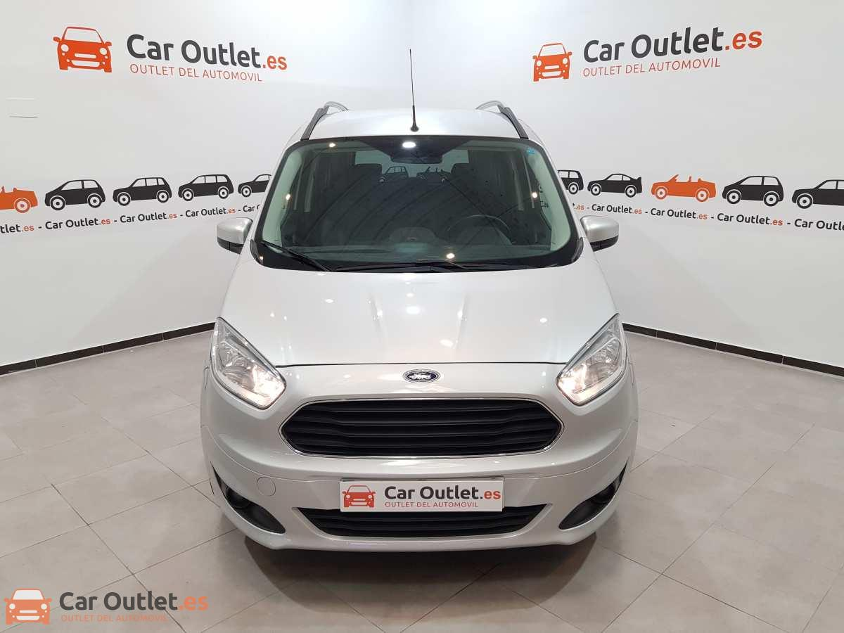 1 - Ford Tourneo Courier 2017